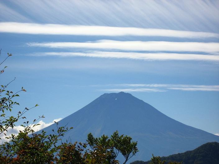 雄大富士山