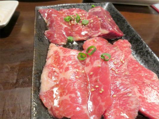 お肉が新鮮