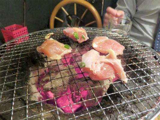 鶏肉、豚肉