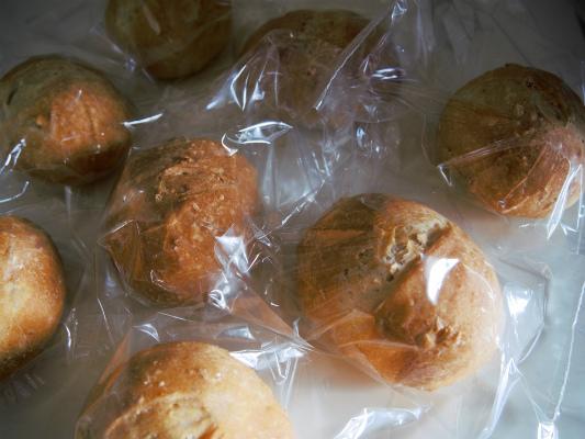 包装済みプチパン