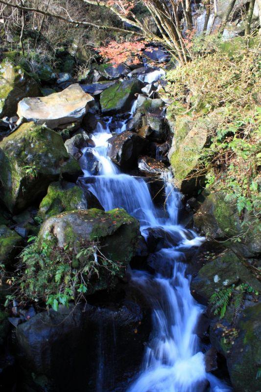 飛竜ノ滝周辺雰囲気が良い