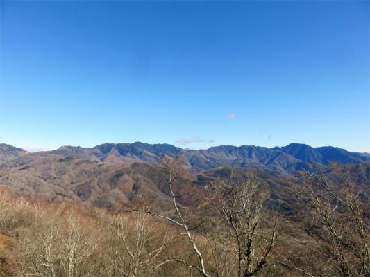 倉掛山周辺