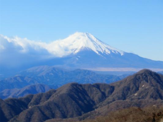 綺麗な富士山