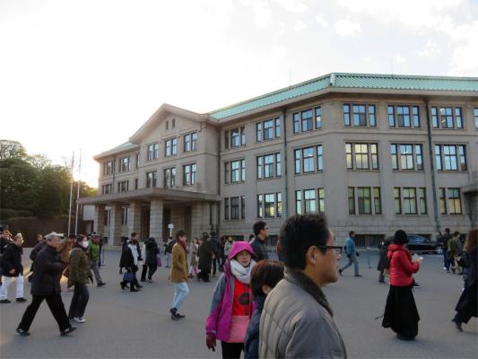 宮内庁の建物