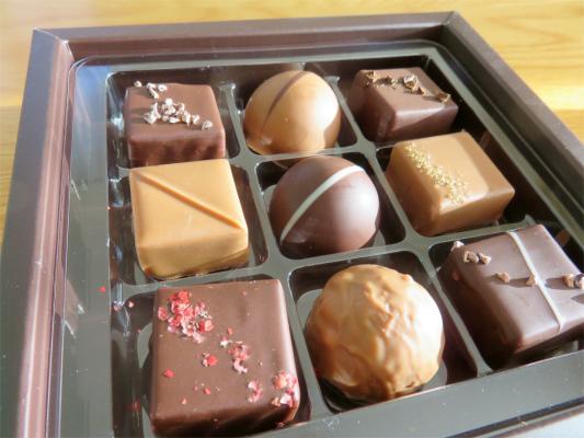 ヴィタメールのチョコレート味が違う9種類