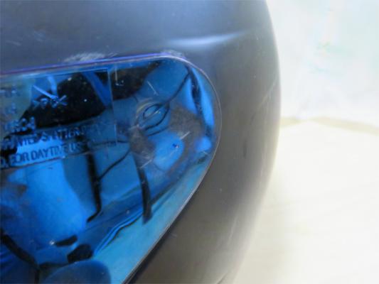現在使っているヘルメット