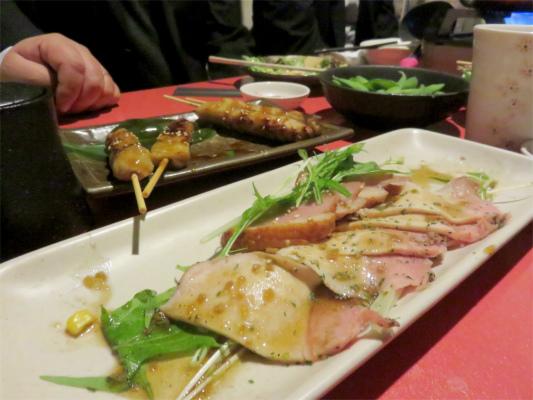 桜坂・鶏居酒肉料理