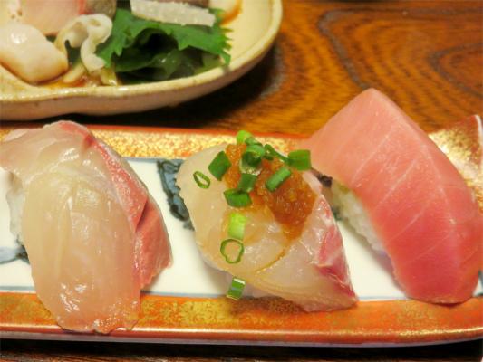 握り寿司真之助