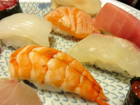 真之助寿司ネタが新鮮