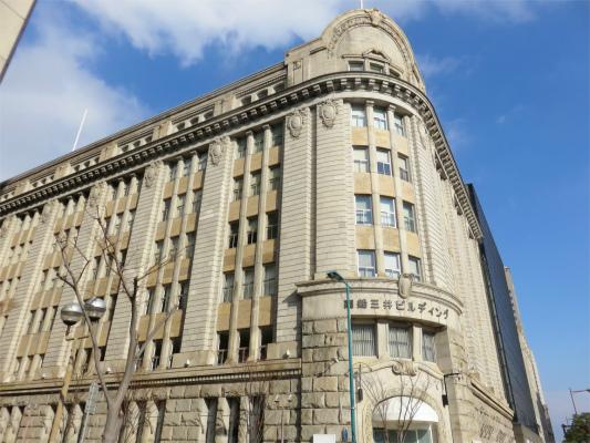 商船三井ビルディング建物