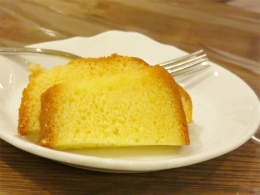 神戸アマリーロビーに無料の珈琲とケーキ