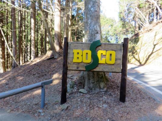 BOSCOキャンプ場