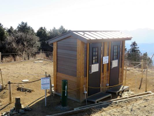 三ノ塔トイレ
