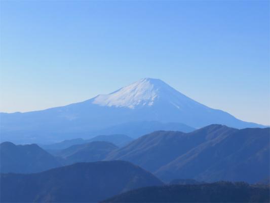 >二ノ塔から日本武尊の足跡