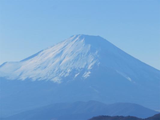 富士山雪が少ない