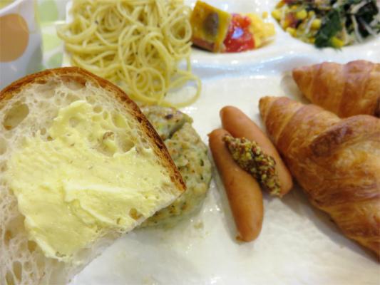 神戸アマリーの朝食パン