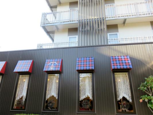 ホテルモンテエルマーナ神戸 アマリーの1階にありますレストラン