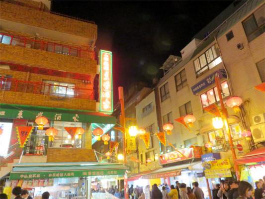 神戸南京町中国