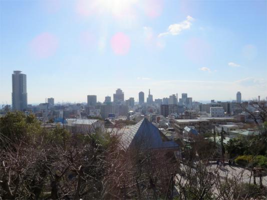 神戸三ノ宮市街