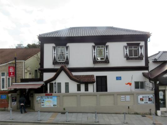 神戸異人館のベンの家