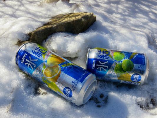 山飯の飲み物