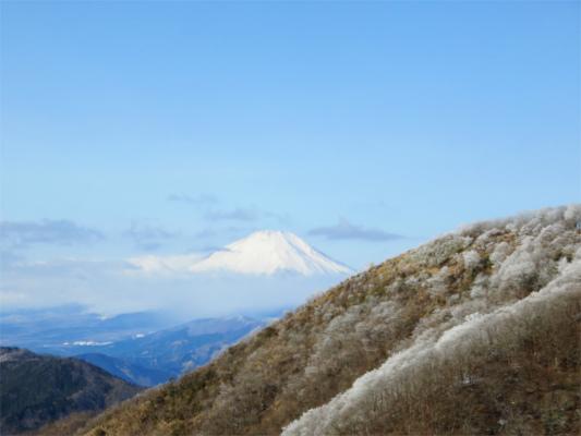 富士山の景色