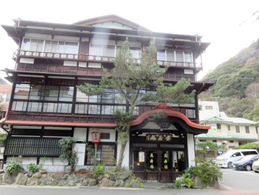 箱根湯本駅の周辺をブラブラ