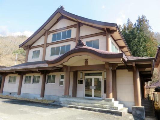 景徳院の社務所