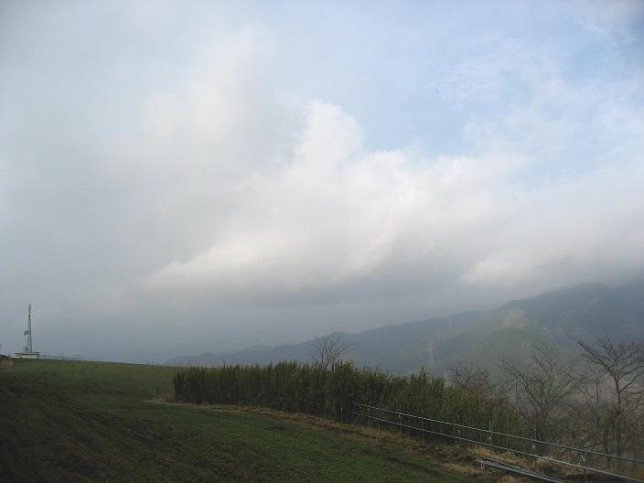 大野山牧場からの展望