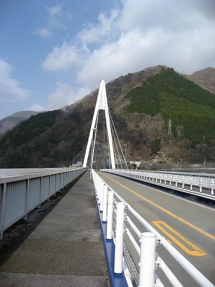 丹沢湖からミツバ岳