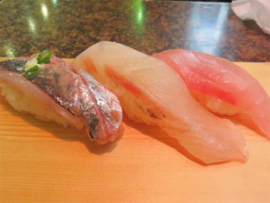 熱海アジお寿司