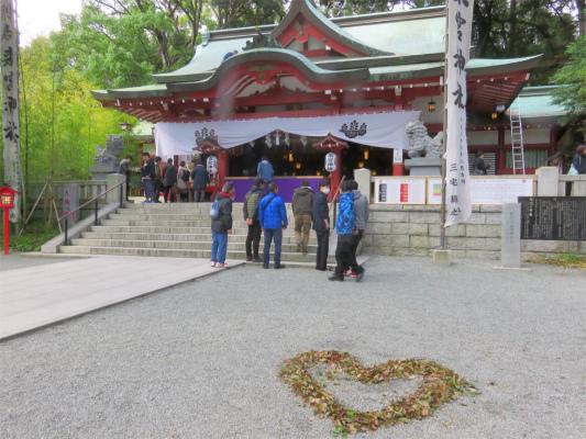 熱海来宮神社(きのみやじんじゃ)へ参拝
