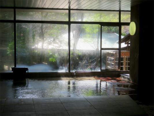 熱海日帰り温泉 大月ホテル和風館入浴