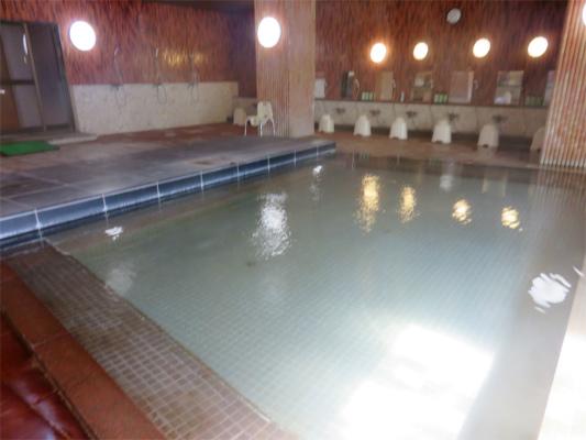 熱海大月ホテル和風館内湯