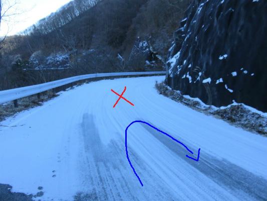 二十六夜山から中野沢ノ頭へ向かう途中(今倉山方面)林道