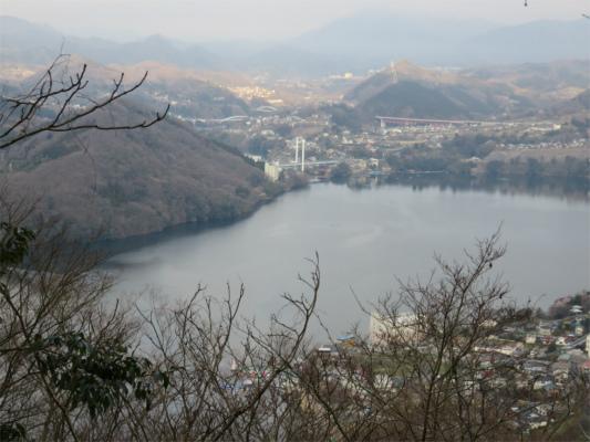 嵐山からの景色神奈川50景