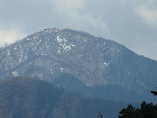 道志ハイキング蛭ヶ岳景色