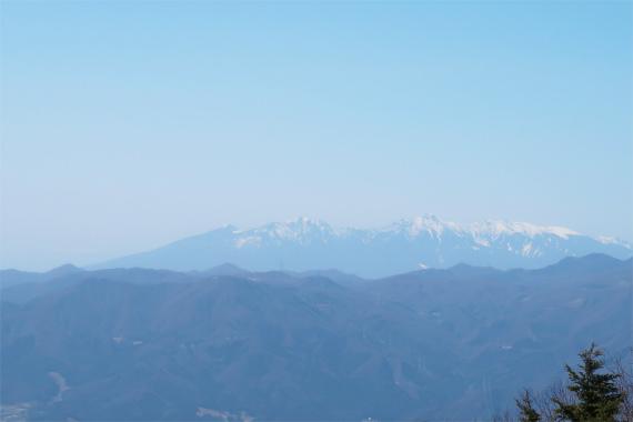 主峰赤岳に北横岳周辺
