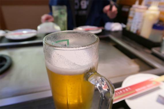 ビール飲み放題