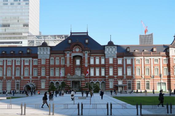 東京駅周辺駅舎