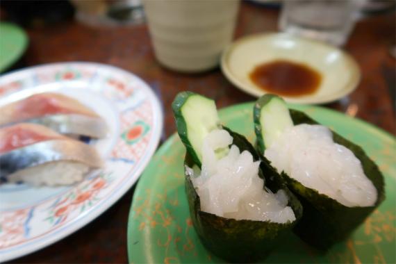 白エビのお寿司