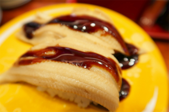 もりもり寿し穴子寿司