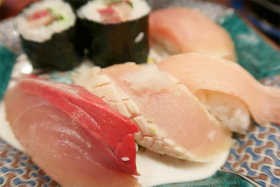 ハマチ寿司