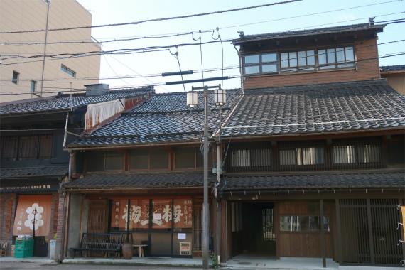 雰囲気のある日本家屋