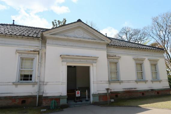 第九師団司令部で使われていた建物