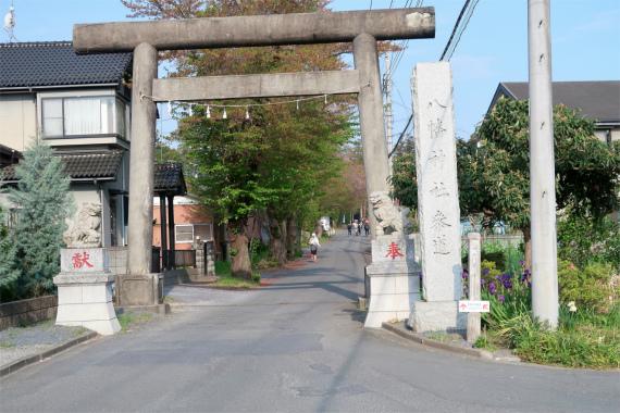 外秩父七峰八幡神社