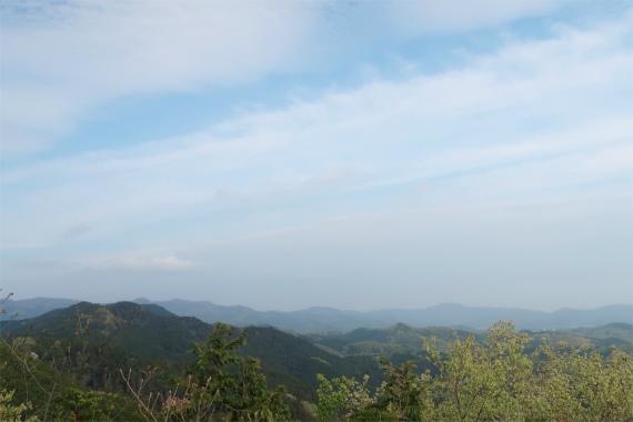 官ノ倉山・石尊山からの景色
