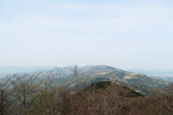 大霧山からの展望