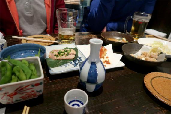 秩父ぶぶすけ飲み会日本酒