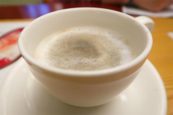 お食事処のコーヒー